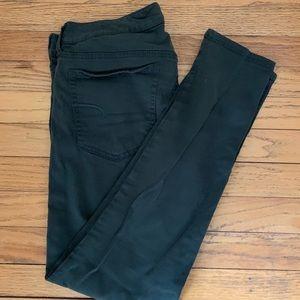 American Eagle twill pants